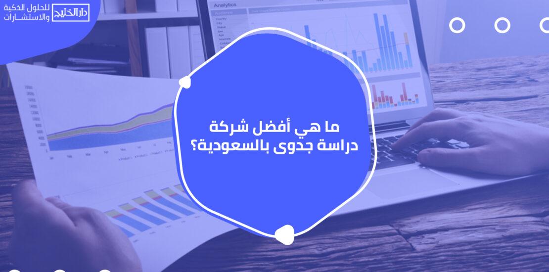 ما هي أفضل شركة دراسة جدوى بالسعودية؟