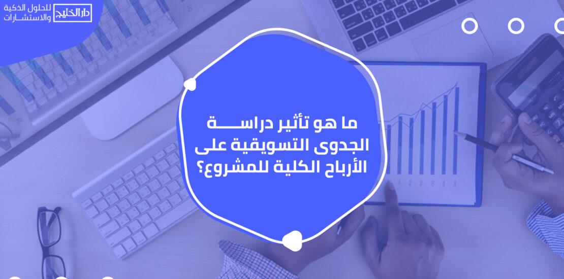 أهم شركات دراسة جدوى في الخليج