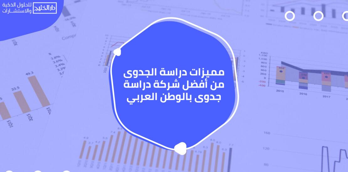 أفضل شركة دراسة جدوى في الوطن العربي